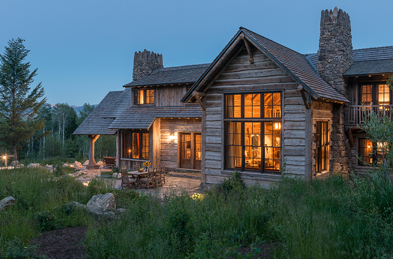 teton valley residence